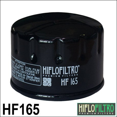 HiFlo BMW motorcycle oil filter HF165