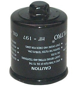 Hiflo HF197 Replacement Spin On Oil Filter