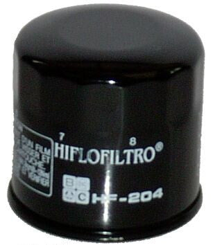 Hiflo HF204 Replacement Spin On Oil Filter