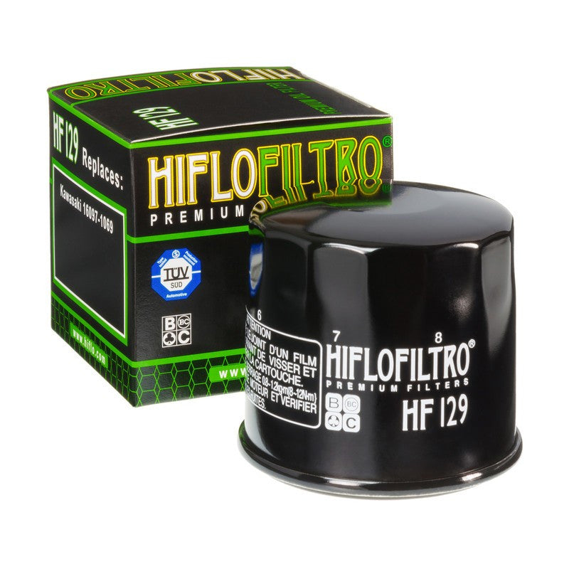 Hiflo HF129 Replacement Oil Filter