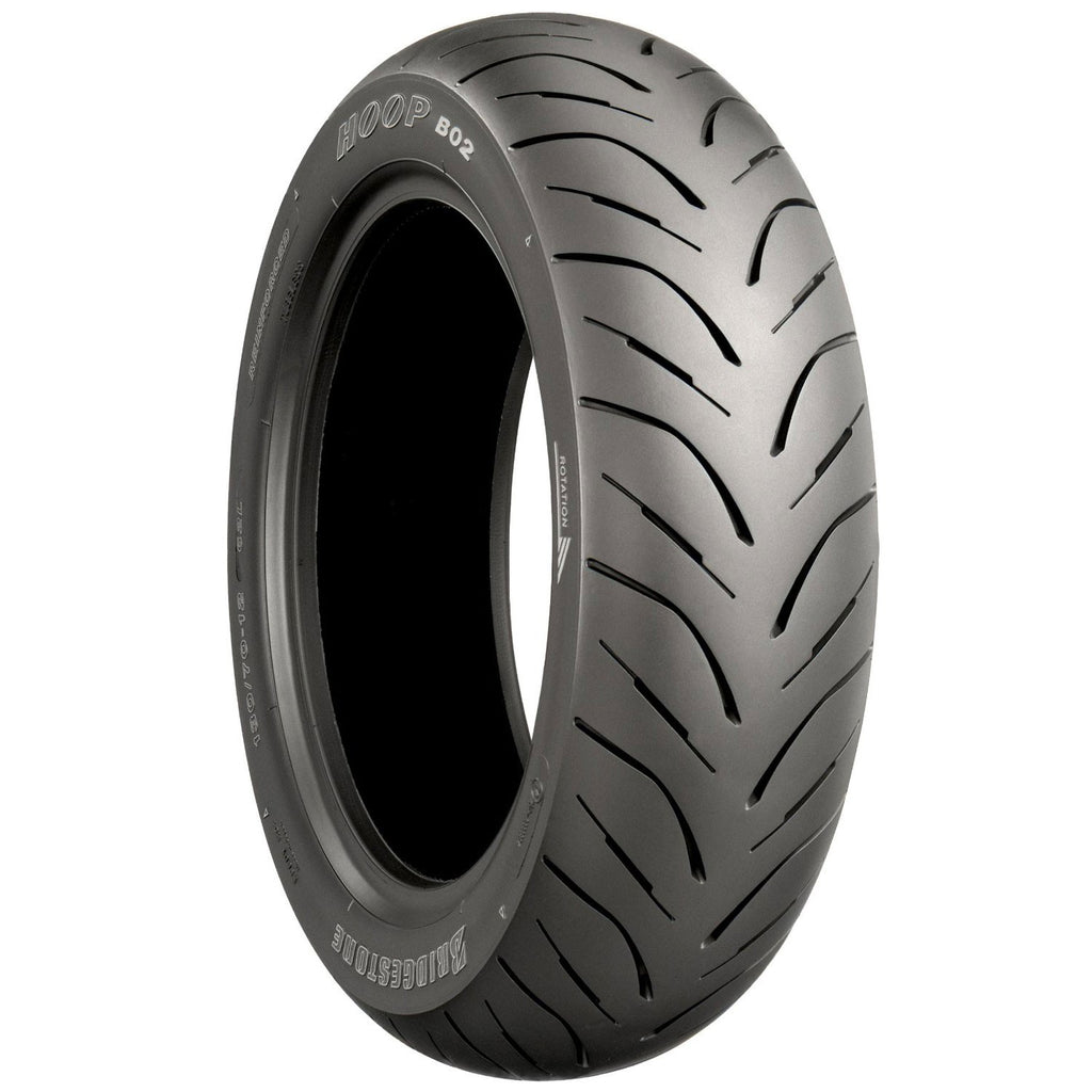 Bridgestone HOOP B02 150/70-13 Rear Tire
