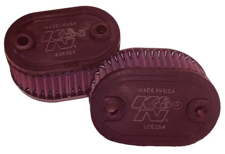 K&N Air Filter KA-7586 Kawasaki 86-06