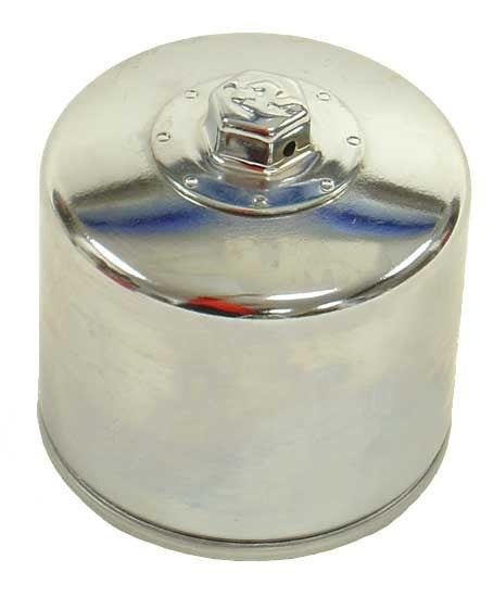 K&N KN172C Chrome Oil Filter