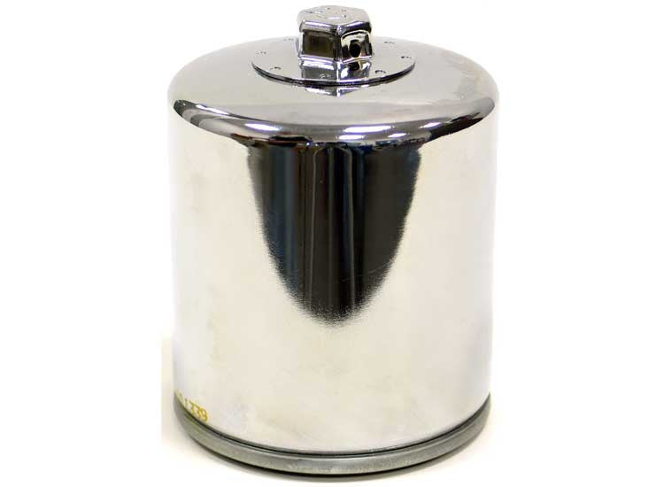K&N KN174C Chrome Oil Filter