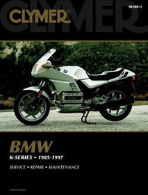 Clymer Manual BMW K-Series 85-97 M500