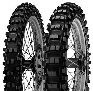 Metzeler MC4 Soft/Mix Terrain 110/90-19-Rear