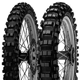 Metzeler MC4 Soft/Mix Terrain 100/90-19-Rear