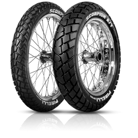 Pirelli MT90 A/T Scorpion-Rear-120/90-17
