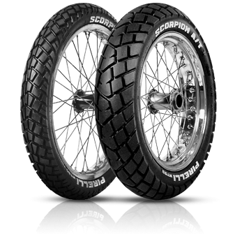 Pirelli MT90 A/T Scorpion-Rear-120/80-18