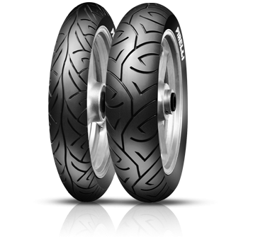 Pirelli Sport Demon-Rear-120/90-18