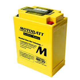 MotoBatt MB12U Battery