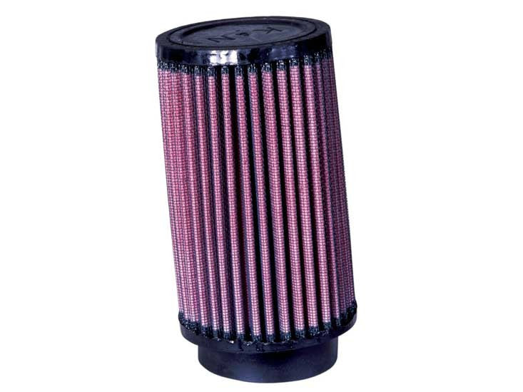 K&N RB0720 Universal Air Filter, Rubber
