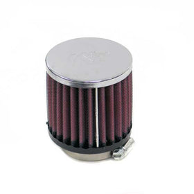 K&N  Air Filter Universal Chrome RC-1120