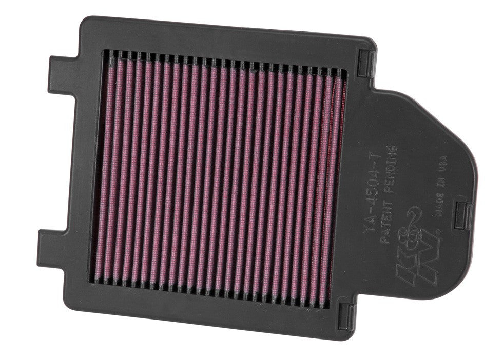 K&N Air Filter YA-4504T Yamaha YFZ450 04-13