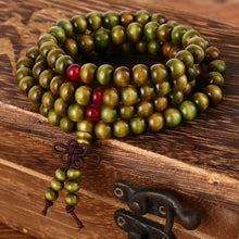 Sandalwood Beads Bracelet - lemonandmelonstore