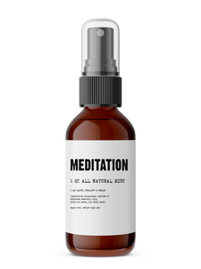 Meditation - All Natural Body Mist