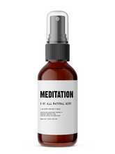 Load image into Gallery viewer, Meditation - All Natural Body Mist