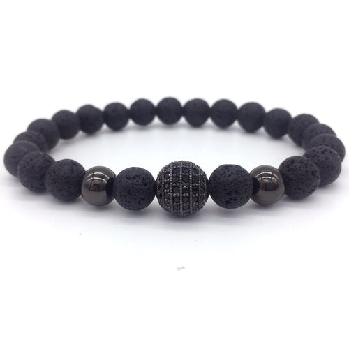 Elegant Natural Lava Stone - lemonandmelonstore