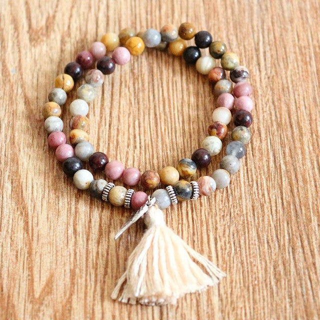 Multicolored Natural Stones - lemonandmelonstore