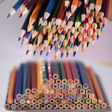 Load image into Gallery viewer, 72 Color Premium Oil Based Colored Pencils Set - lemonandmelonstore