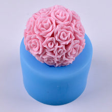 Load image into Gallery viewer, Rose Ball Mold - lemonandmelonstore