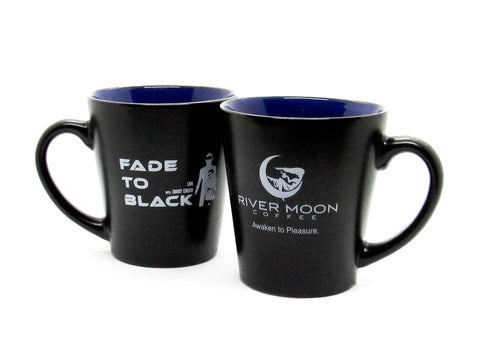FADE TO BLACK | RIVER MOON // COFFEE MUG