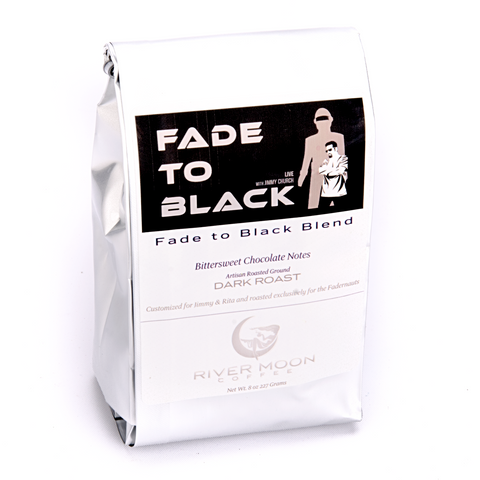 FADE TO BLACK  // COFFEE AND DARK CHOCOLATE SET