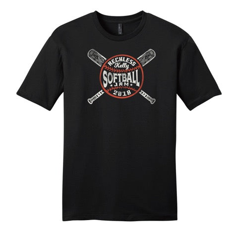 2018 RK Celebrity Softball Jam Black