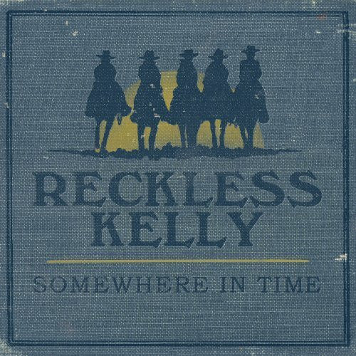 Somewhere In Time CD (2010)