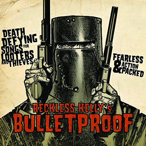 Bulletproof CD (2008)