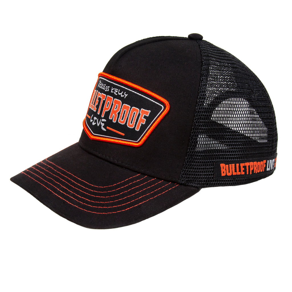 Bulletproof Badge Cap