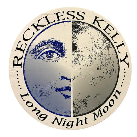 Long Night Moon Sticker