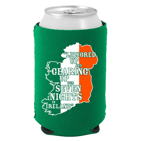 Original 7 Nights In Ireland Koozie