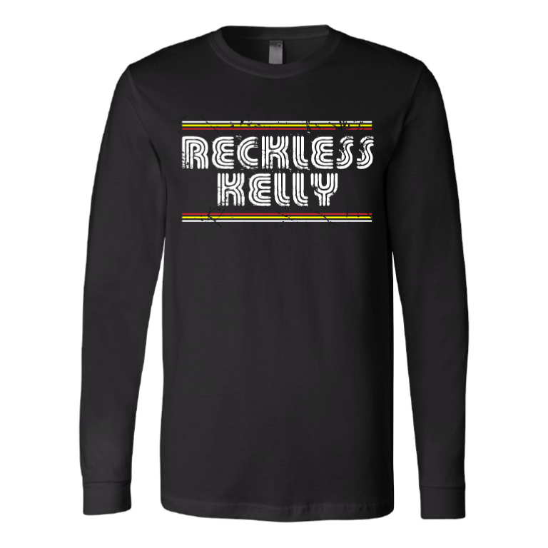 RK Retro Long Sleeve Shirt