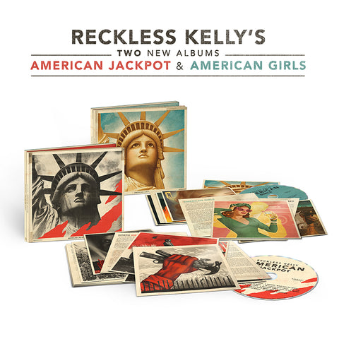 American Jackpot / American Girls (CD) 2020
