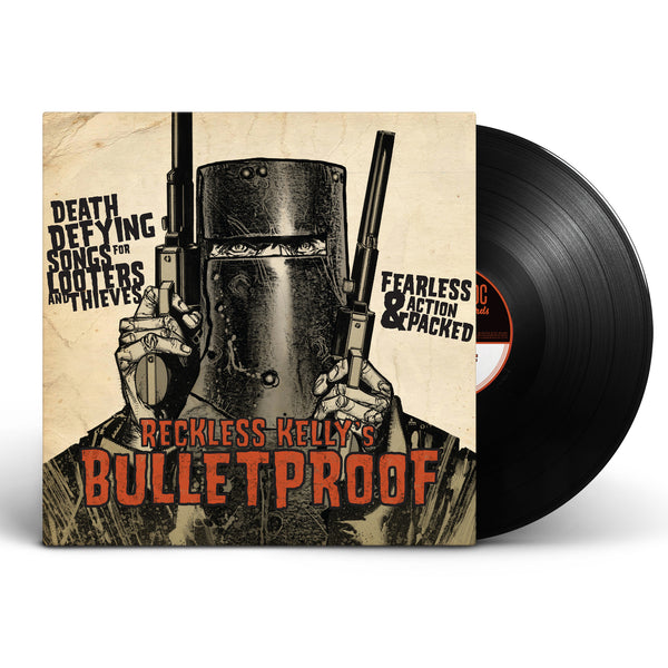 Bulletproof Vinyl - 140 Gram (2008) Double album