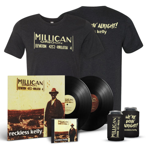 "Millican 20th Anniversary ""Tape Baking"" Bundle"