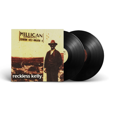Millican 20th Anniversary Remastered for Vinyl - Previously Unreleased Tracks & Digital Download (2017) - ROAD