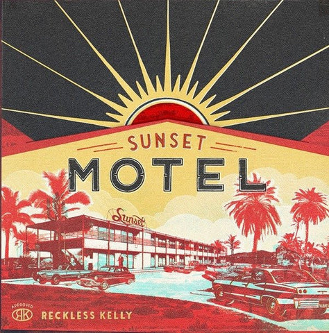 Sunset Motel CD (2016)