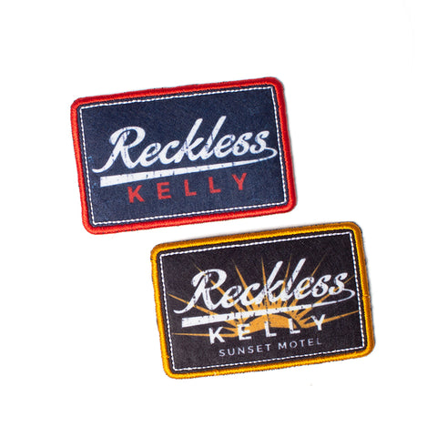 RK Velcro Accessory Patches