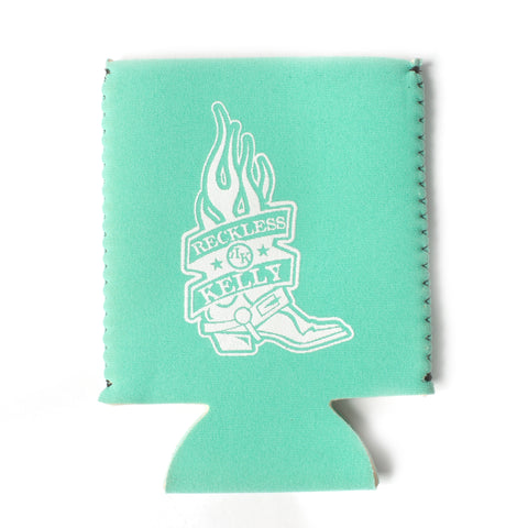 Sea Green RK Boot Koozie