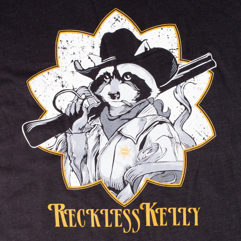 Raccoon Sheriff T-Shirt