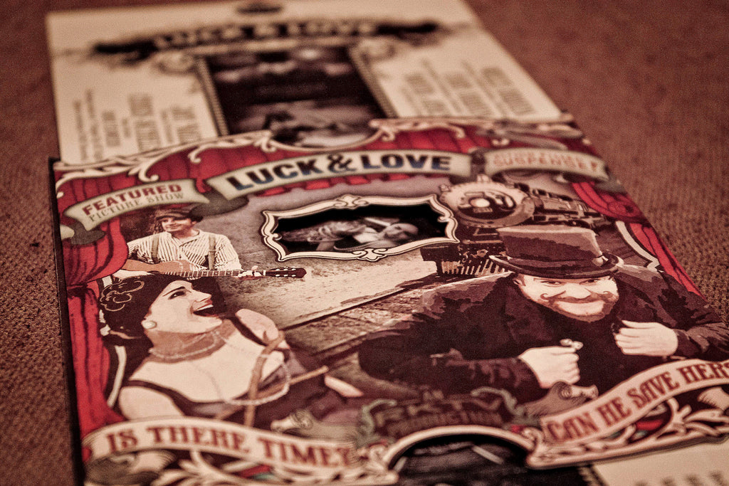 Good Luck & True Love CD (2011)