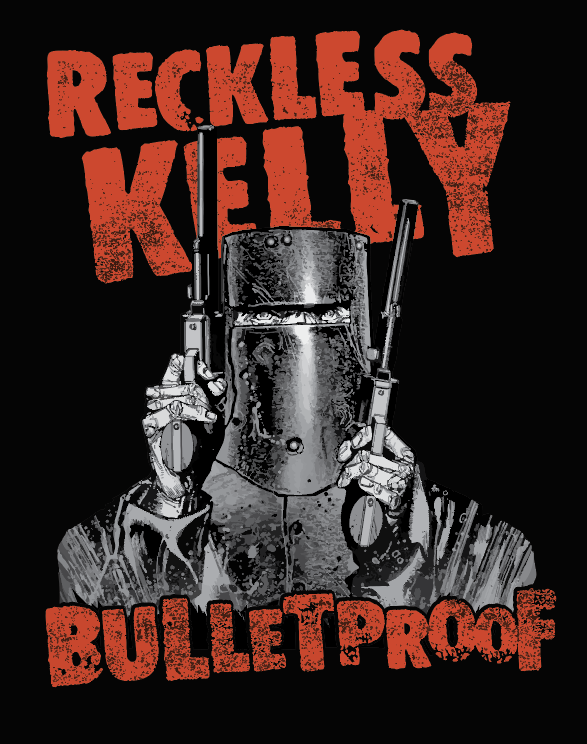 Bulletproof 2008 Throwback T-Shirt