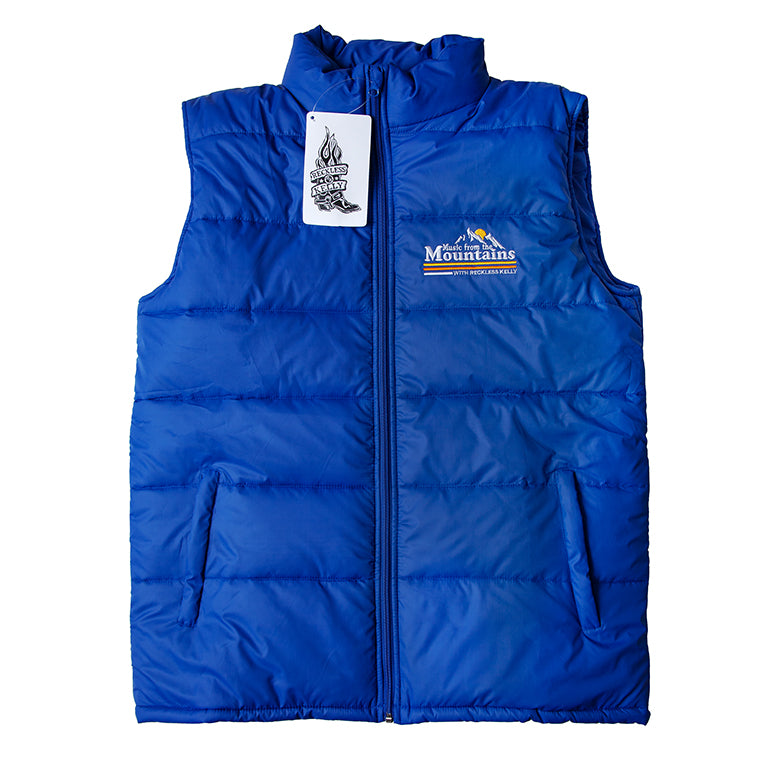 Music From The Mountains Lightweight Vest