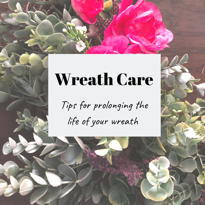 Tips for Wreath Care