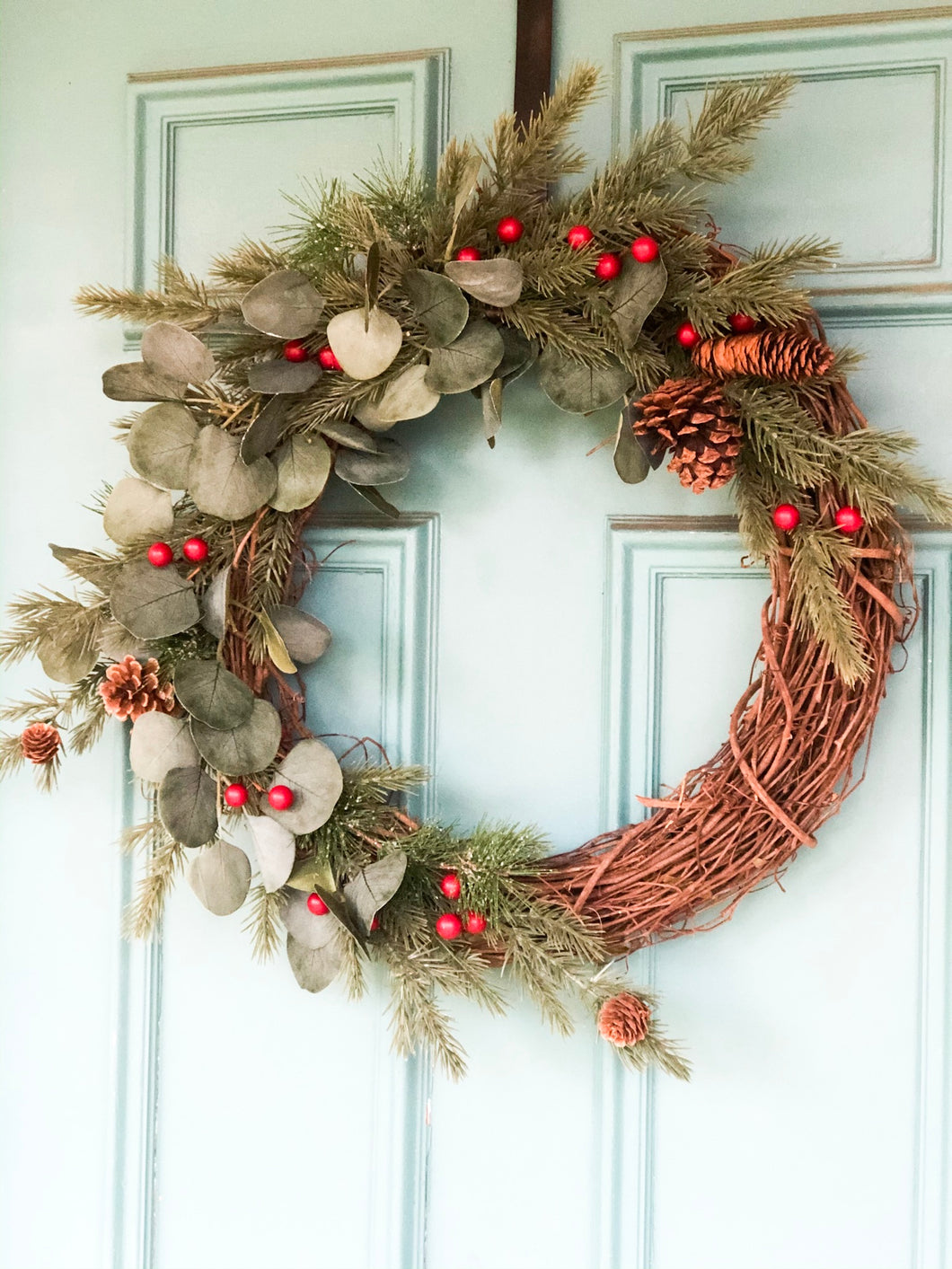 Winter Edith Wreath