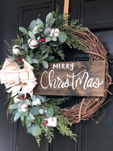 Load image into Gallery viewer, Stella Christmas Wreath
