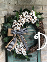 Load image into Gallery viewer, Cotton Wreath