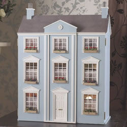 Emporium Classic Dolls House flat pack. Free £10 decorating voucher if bought in store.-Dollshouse Hampshire